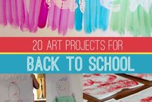 Kids Art / Art Projects & Crafts for kids