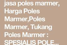 jasa poles marmer / jasa poles lantai marmer,Teraso,Granit, Tegel Kunci