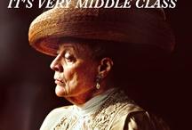 We Love Downton Abbey!!