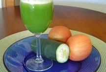 Plant-Based Juices, Smoothies