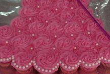 Pullapart cakes