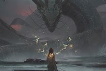 mitologia fantasy