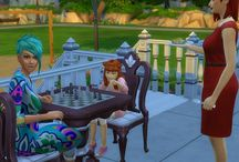 My Sims pictures