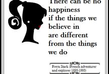 Quotes, Sayings, & More