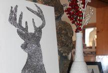 Holiday Crafts / by Jamie Anstine