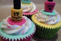 Nail varnish CUPCAKE