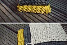 Creative / Knit, chrochet and sew