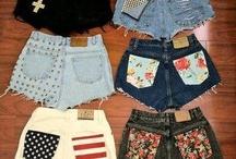 Clothes / Ropa aspera.