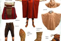 Roman Man Resources / Roman men's fashion and acessories, form various classes and points in history.