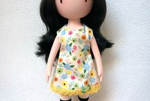 My Santoro Gorjuss / My sewn dresses