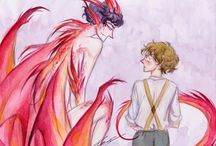 Cumbersmaug&Bilbo