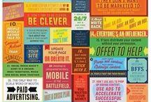 Social Media Marketing / infographic about social media marketing