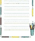 writing templates / by Heather Kerrick
