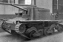 Tanks Italian