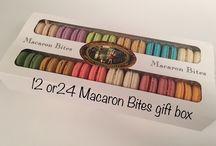 Macaron Bites Gift Box / Gift Box