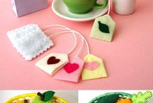 Felt Food Crafts