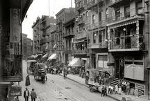 Cities back in the day