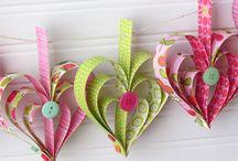 Valentine window ideas