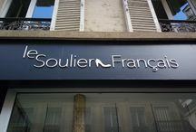 Notre boutique / Notre boutique Le Soulier Français est située dans le coeur de Paris, dans le quartier du Marais dans le 4ème arrondissement.