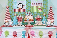Birthday Party Ideas / by Erin DeSotel