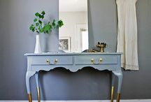 craft, up cycling, redo-furniture / by Denise Reiland
