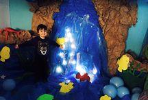 Deniz Canlıları / Anaokulu Deniz Teması
