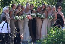 MY WEDDING!!! bridesmaid nonmatching theme / by Courtney Orynich