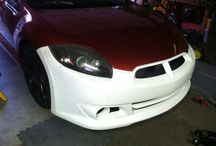 Body kit on 09 eclipse / Cars intensity rides has worked on