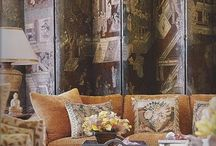 Chinoiserie / Gorgeous aspects of the Orient