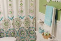 Girls Bathroom / by AnElegantArtist ~ Anne Hurst