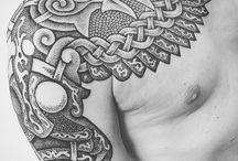 Omuz Tattoo