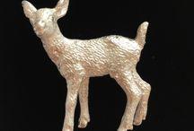 Custom made jewels Silver & Gold matters / Jewels i made myself