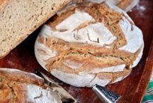 Backen Brot und Brötchen