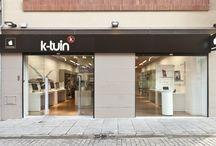 #K-tuin #Pamplona / En #Pamplona, y situada en la calle Garcia Ximenez, en pleno centro de la ciudad, encontrarás la tienda #Apple K-Tuin con el equipo más profesional y que más conoce todo lo relacionado con todos los productos Apple.