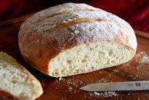 Bread / by Erinn Grossi