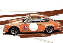 Porsche tsh