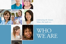 Who We Are / by Genesis Health System