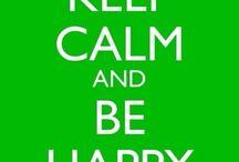 KEEP  CALM  &  AND...
