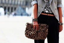 Fashion / by Meredith Sherwood Dorman