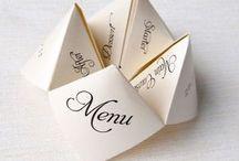 Menu Wedding INSPI