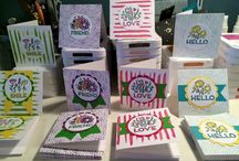 Create Kindness card kit- National Stamping Month 2016