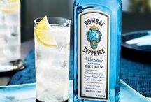 Gin  / marque de gin et cocktail a base de gin de la coupe scott