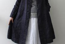 De beaux manteaux / Quelques beaux manteaux à créer ou à s'offrir Mode