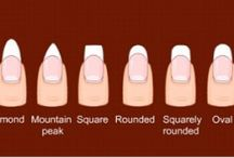 Ideas for nail shape / Ideas for nail shapes