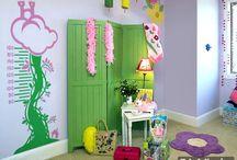 Adesivi Murali Multicolor