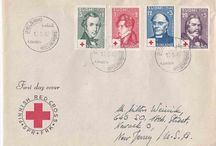 Philately / Stamps, First Day Covers