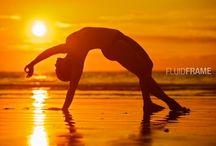 Yoga / Certified Baptiste Power Vinyasa Yoga Teacher / by Sharon Wells