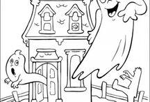 halloween barnpyssel
