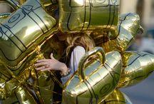 Balloons / by Marley Weddington