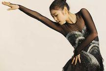 Yuna Kim  / I admire her so much...